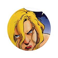 """LookItUp-Katchoo 3.5"""" Button"""