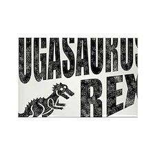 Jugasaurus Rex Rectangle Magnet