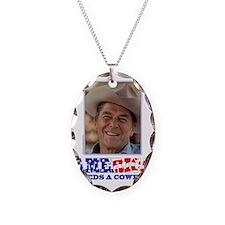 REAGAN-AMERICA Necklace