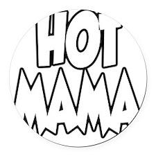 hotmama Round Car Magnet