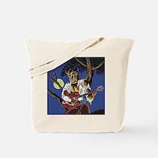 RockabillyWolf Tote Bag
