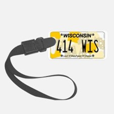 wi_lp_cheese Luggage Tag