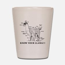 925746_10477594_llama_orig Shot Glass