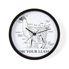 925746_10477594_llama_orig Wall Clock