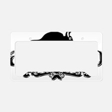 armadillo License Plate Holder