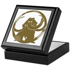 mammoth_vintage copy Keepsake Box