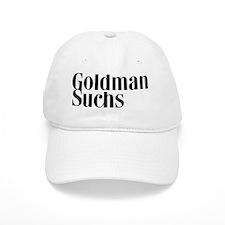 Goldman Sucks 1854 x 1854_2 Baseball Cap
