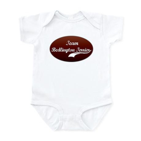 Team Bedlington Infant Bodysuit