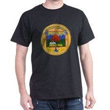 wyoming patch transparent T-Shirt