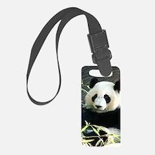 panda2 - Copy Luggage Tag