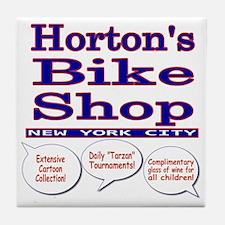 HORTONS Tile Coaster