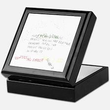 3-OI code edit 2d trans Keepsake Box
