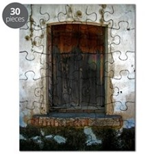 wooded window Puzzle