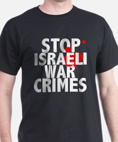 2-war_crimes_dark T-Shirt