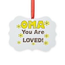 Oma Ornament