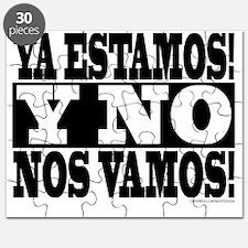 YA ESTAMOS Y NO NOS VAMOS!! Puzzle