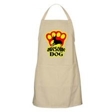 Mexican Hairless Dog BBQ Apron