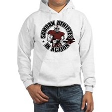 Samoan Atheletes In Action Hoodie