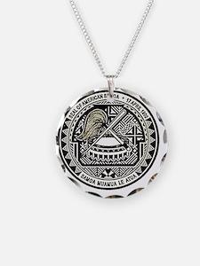 American Samoa Seal Necklace