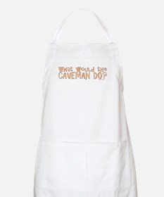 What would the Caveman do? BBQ Apron
