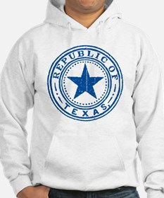 Republic of Texas Old state seal Hoodie