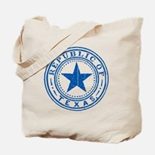 Republic of Texas Old state seal Tote Bag