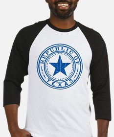 Republic of Texas Old state seal Baseball Jersey