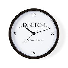 Funny Dalton Wall Clock