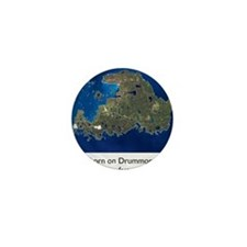 di aerial w words Mini Button