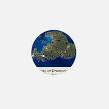 di aerial w words Mini Button