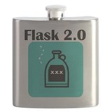 Tequila flask Flask Bottles