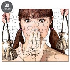 teapartyminiposter Puzzle