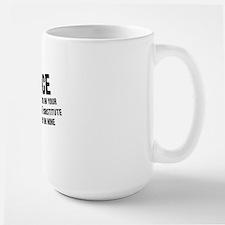 2-notmyemergency Ceramic Mugs