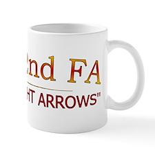 4th bn 42nd FA cap Mug