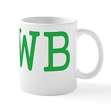 NEWB GREEN Mug