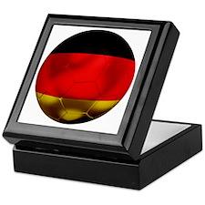 Germany Football1 Keepsake Box
