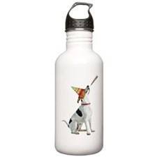 FIN-english-foxhound-b Water Bottle