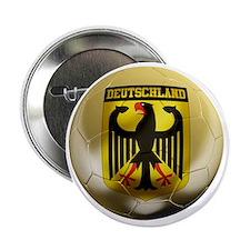 """Deutschland Football1 2.25"""" Button"""