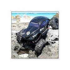 "R/C ADVENTURES Cancun Crawl Square Sticker 3"" x 3"""