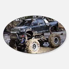 RC ADVENTURES Monster Mud Tundra Decal