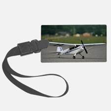RC ADVENTURES Super Cub Airplane Luggage Tag