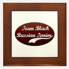 Team Bloodhound Framed Tile