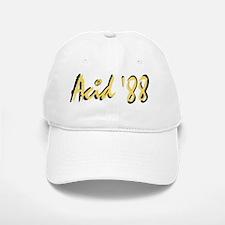 back acid 88 Baseball Baseball Cap
