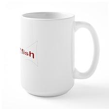 poker_fish_wh Mug