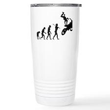 Motocross B Thermos Mug