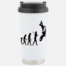 Motocross B Travel Mug