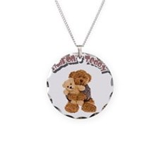 2-Sharons teddy Necklace
