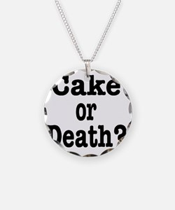cake or death Necklace
