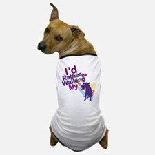 Miniature Bull Terrier Dog T-Shirt
