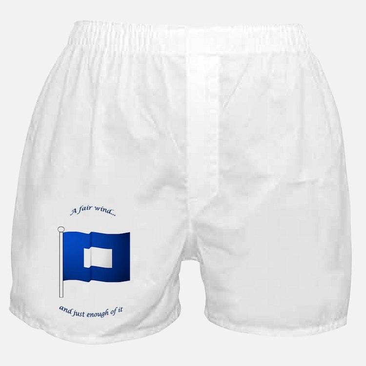 bluepeter[ornament] Boxer Shorts